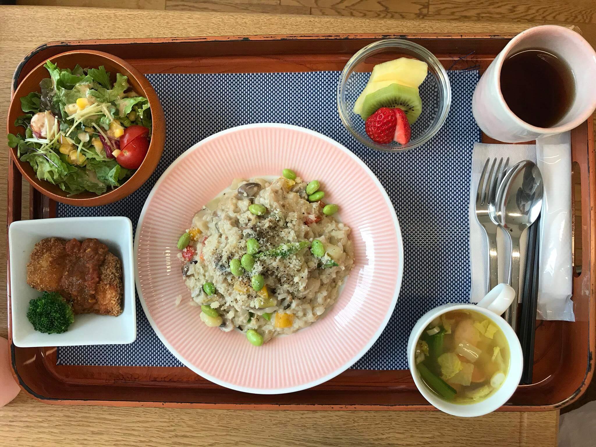 Japanese hospital meals 10 (1)