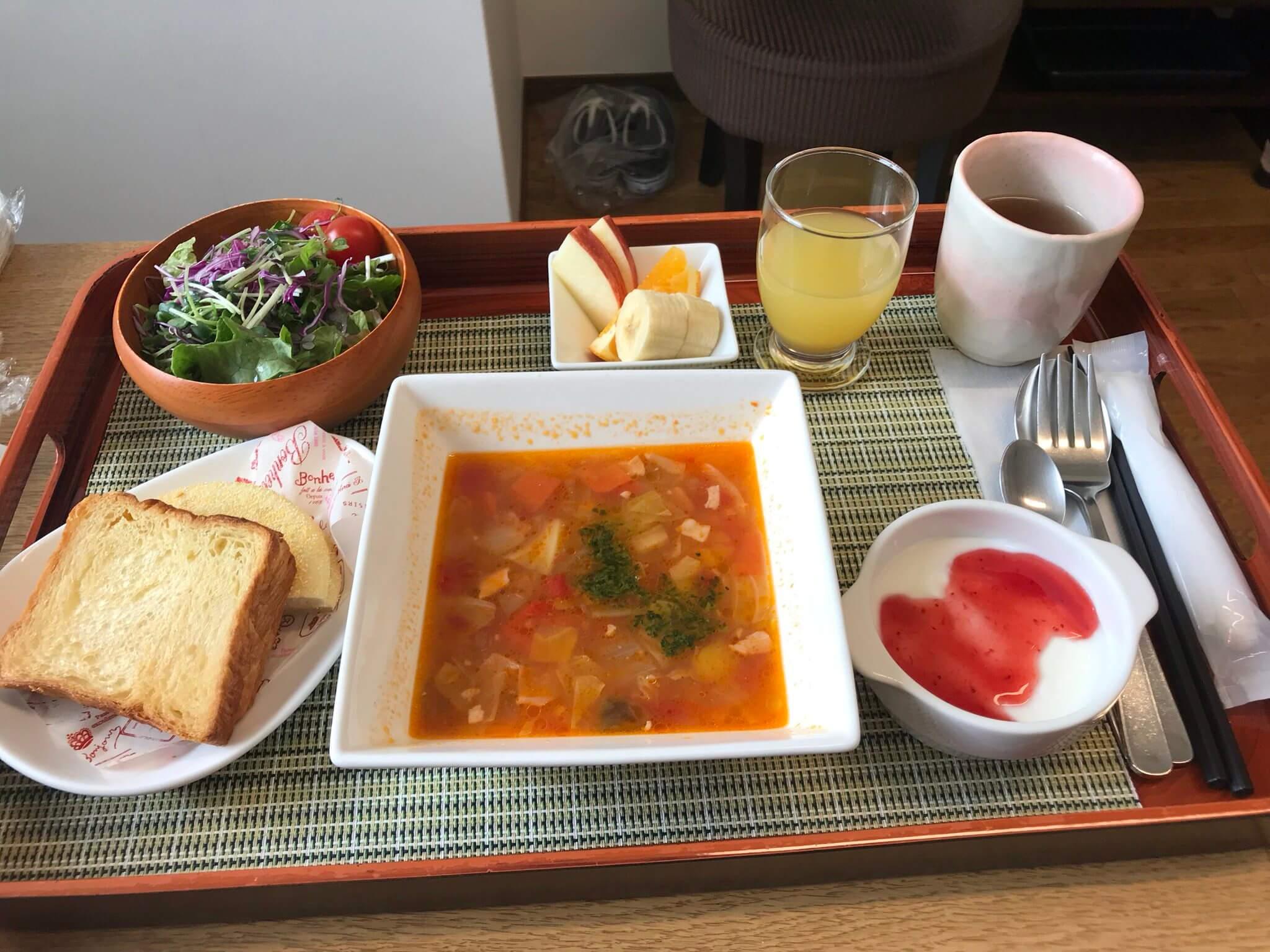 Japanese hospital meals 15 (1)