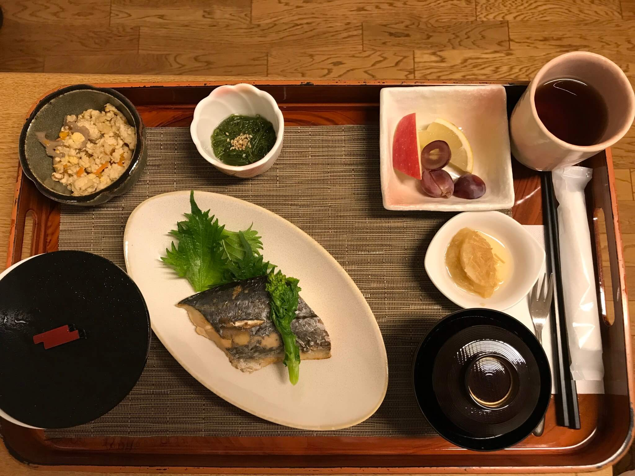 Japanese hospital meals 9 (1)