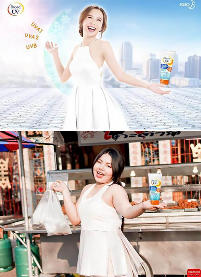 Recreate Celebrity Outfits with food sine benjaphorn 36 (1)