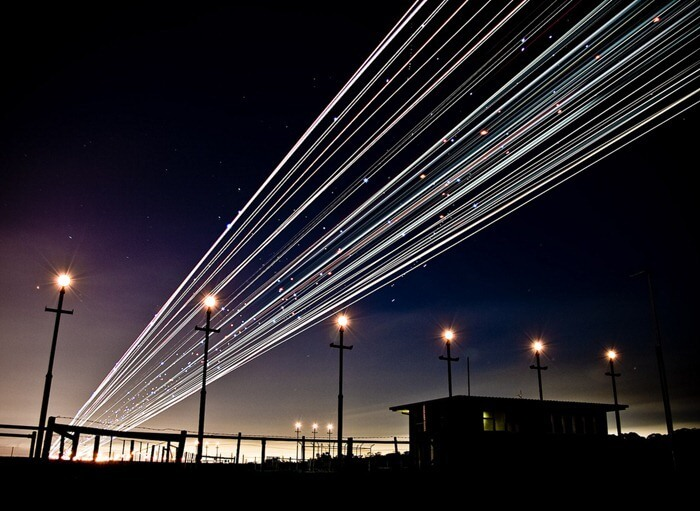 long exposure photos or airplanes taking off 12 (1)