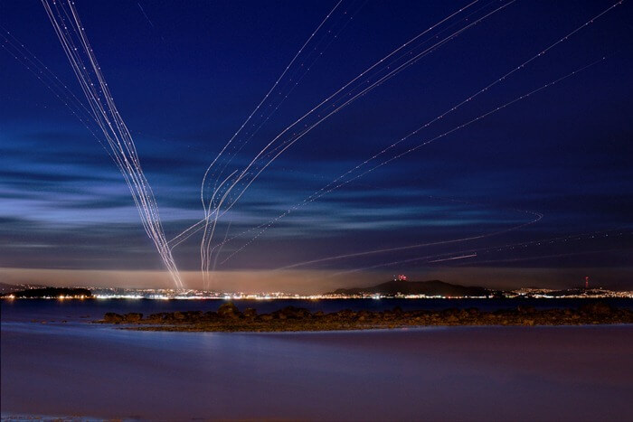 long exposure photos or airplanes taking off 2 (1)