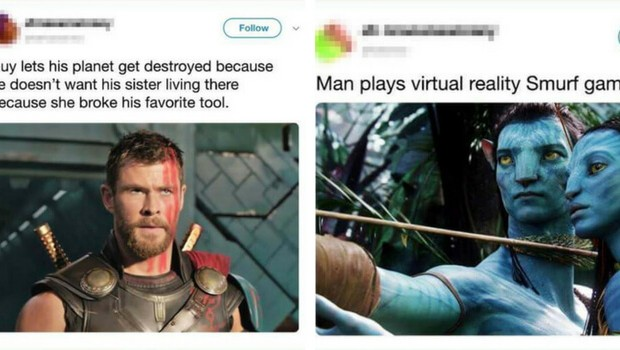 movies explained in one liners feat (1)