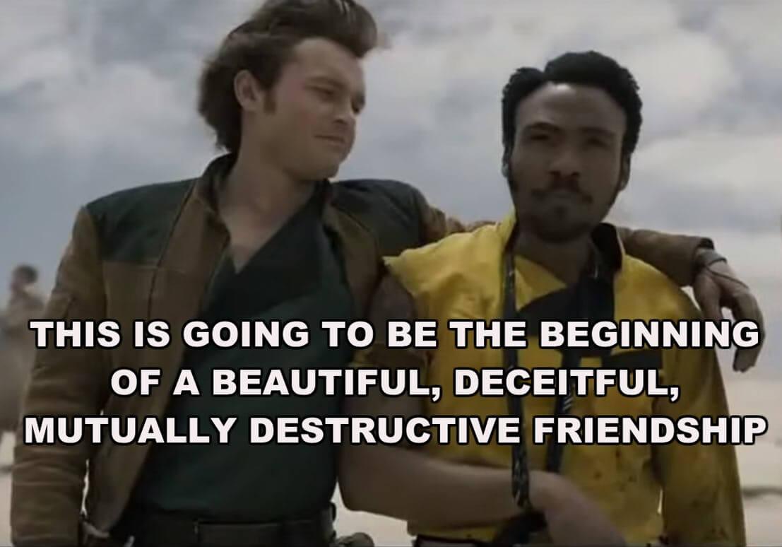Solo And Lando Calrissian Memes 17 (1)