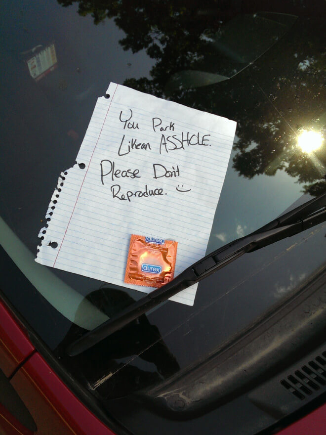 hilarious parking notes 15 (1)