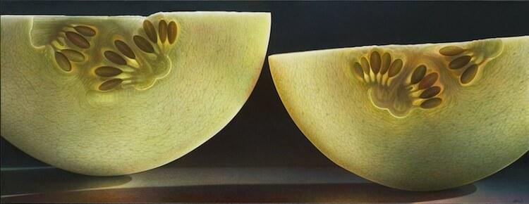 dennis wojtkiewicz detaild fruit paintings 12 (1)