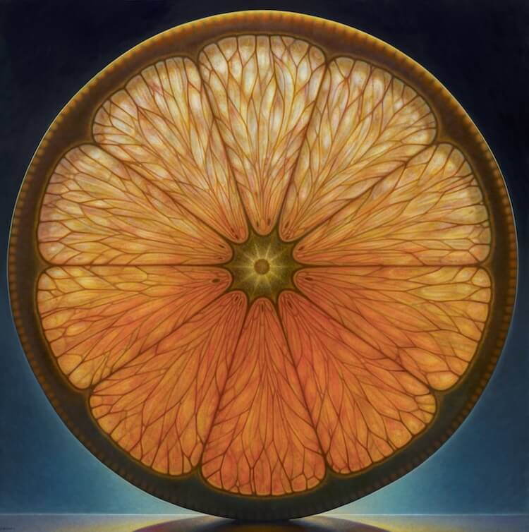 dennis wojtkiewicz detaild fruit paintings 3 (1)