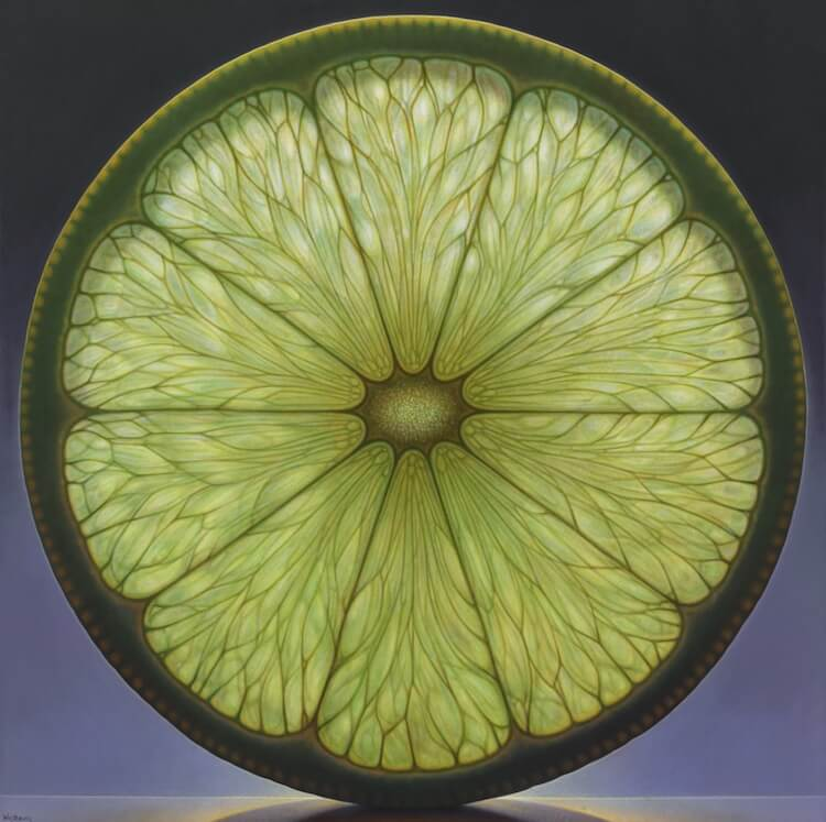 dennis wojtkiewicz detaild fruit paintings 8 (1)
