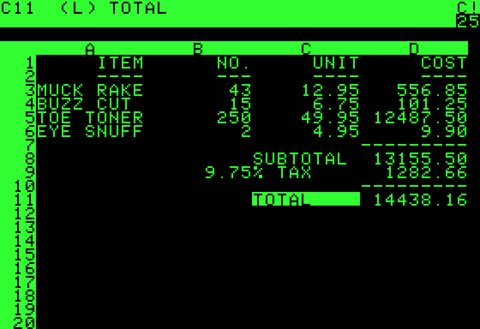 history-of-apple-in-pictures-VisiCalc