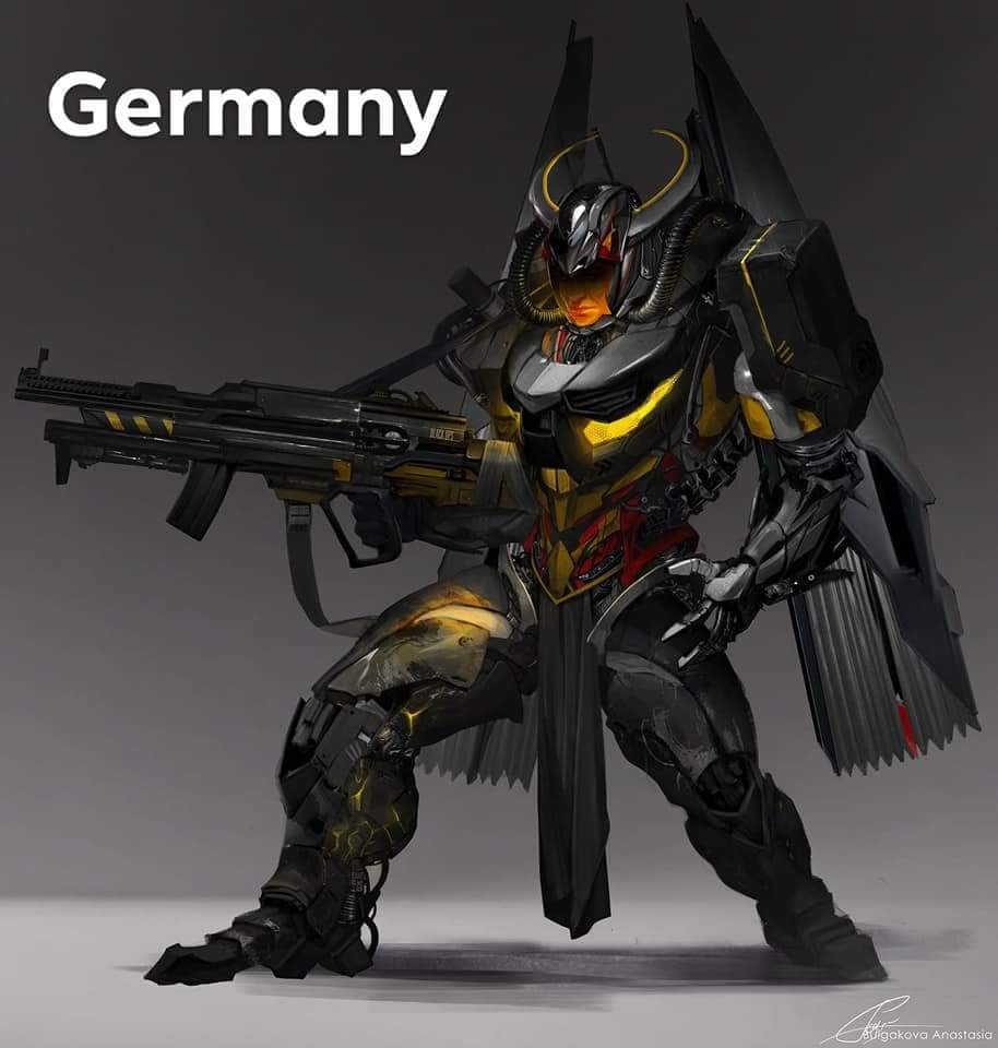 If countries were video game characters 10 (1)