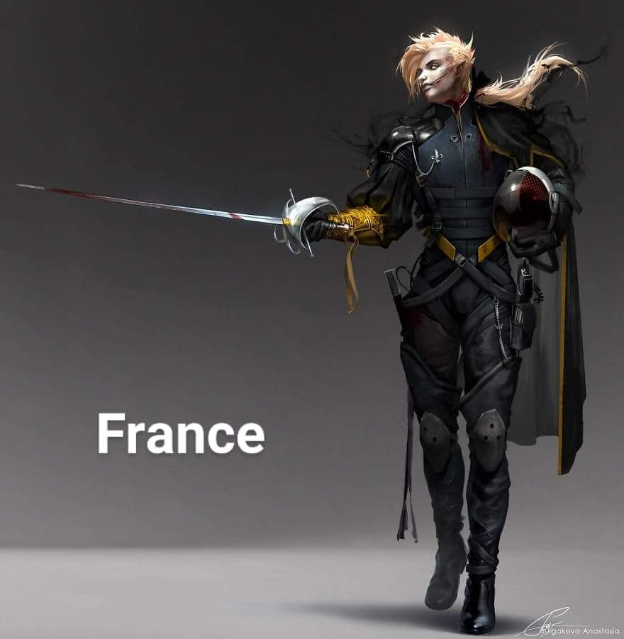 If countries were video game characters 6 (1)