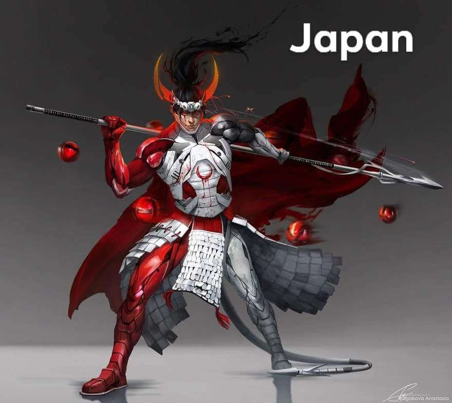 If countries were video game characters 9 (1)