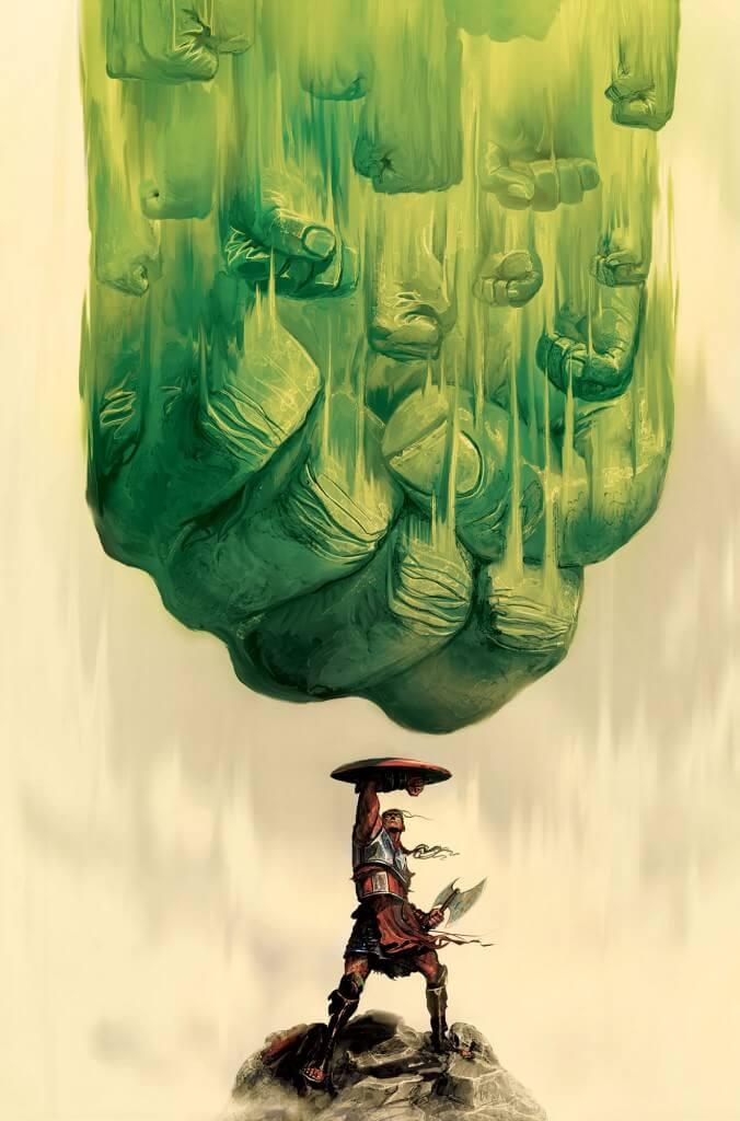 Mike Del Mundo comic book wallpapers 1 (1)