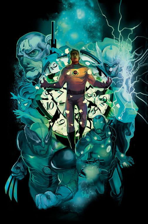 Mike Del Mundo comic book wallpapers 24 (1)