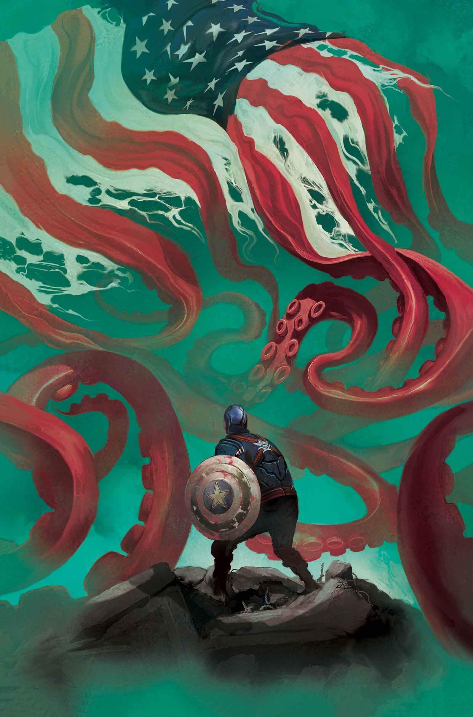 Mike Del Mundo comic book wallpapers 3 (1)