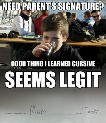 funny memes about students 15 (1)