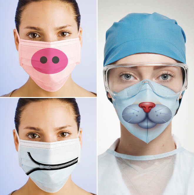 Pictures Of That Can 18 Masks Funny Prove Surgical Make Laughter