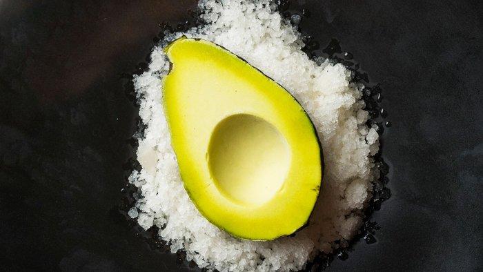 avocado parfait