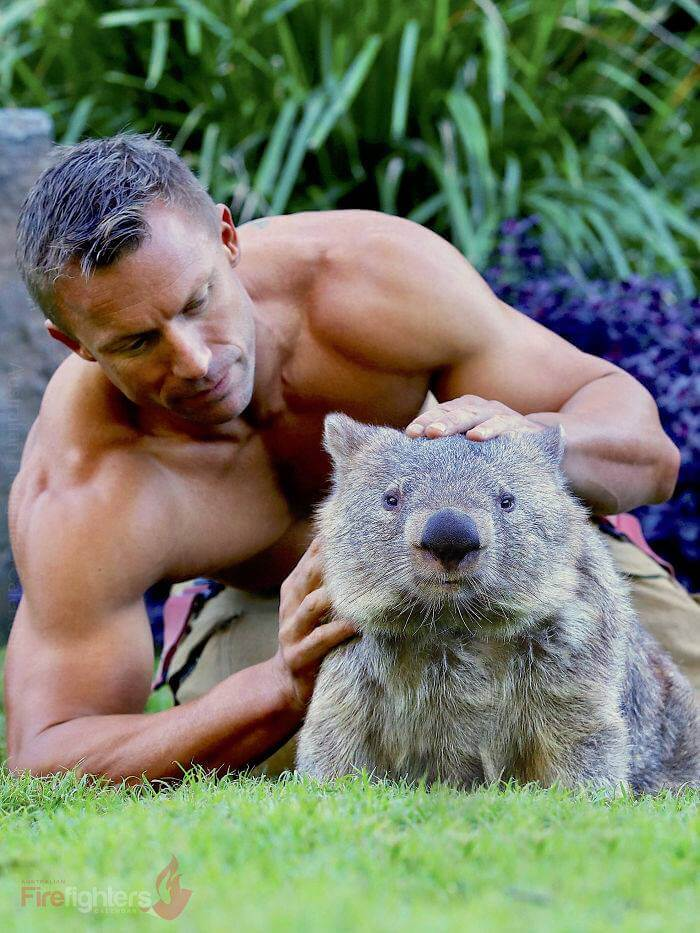 australian-firefighter-pose-with-animals-2019_8