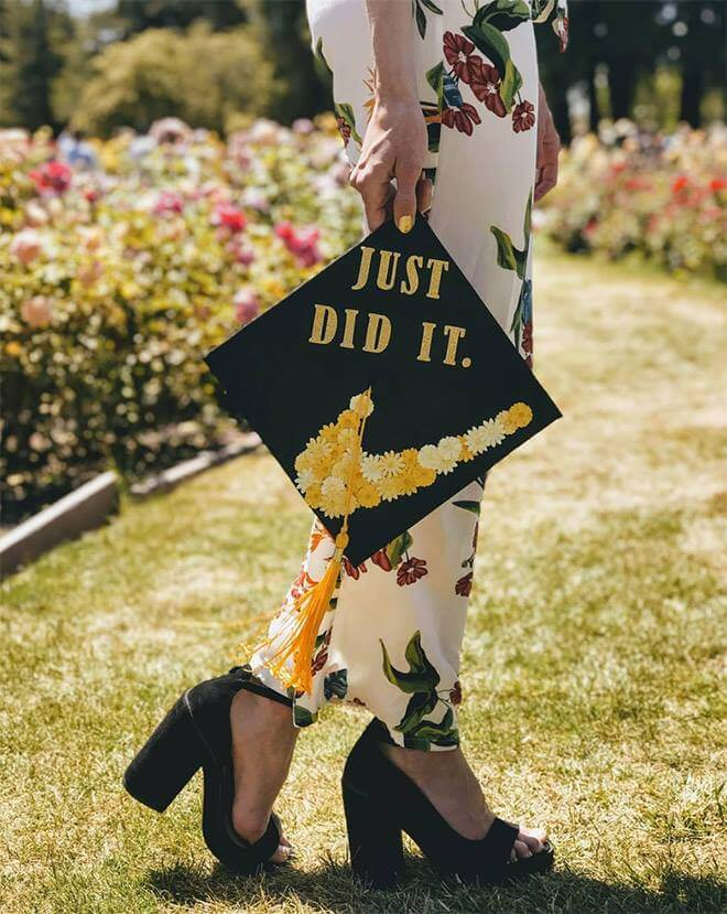 20 Graduation Caps that completely nailed it