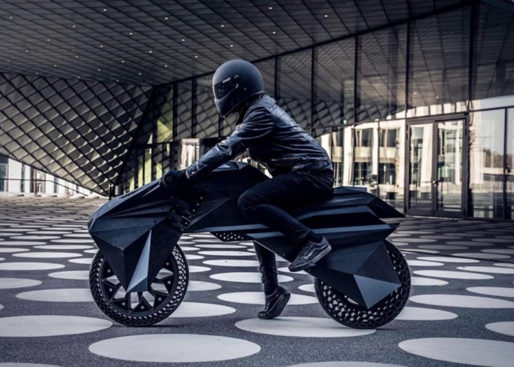 Meet Nera E-Bike, the next fully 3D-Printed Bike from the Future!