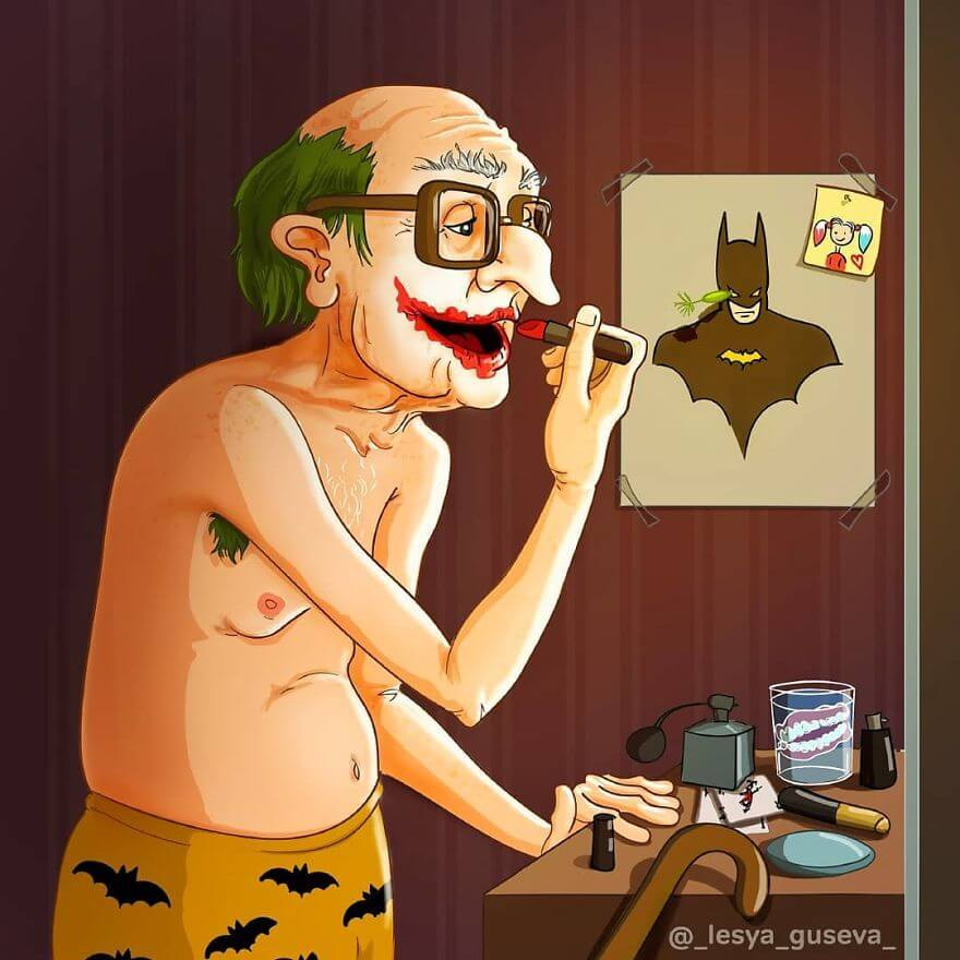 what-if-superheroes-got-old