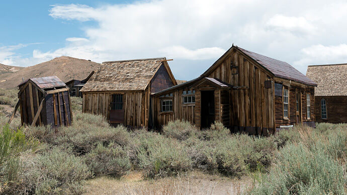 ghost town bodie california