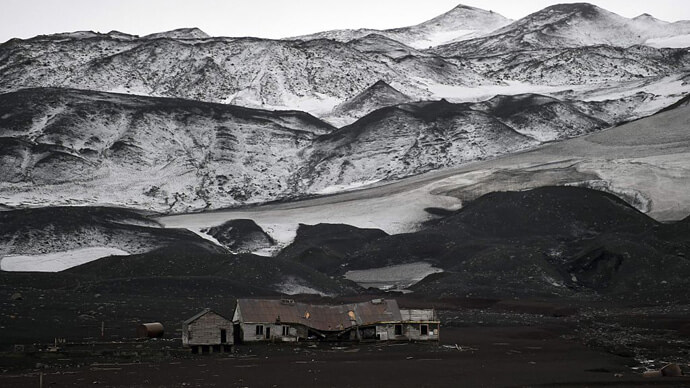 ghost town deception island