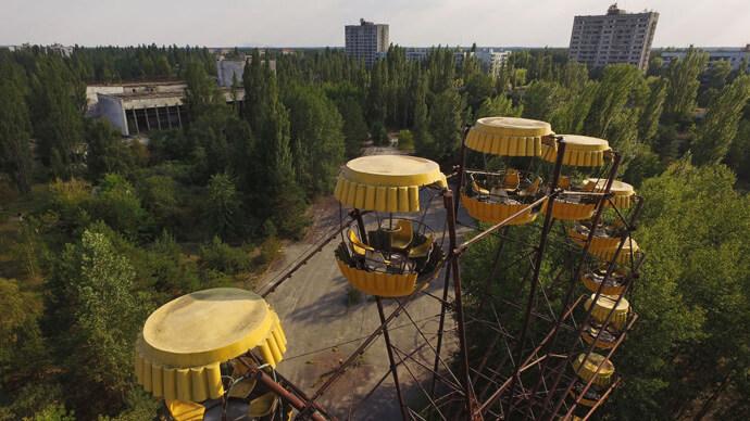 ghost townbpripyat ukraine