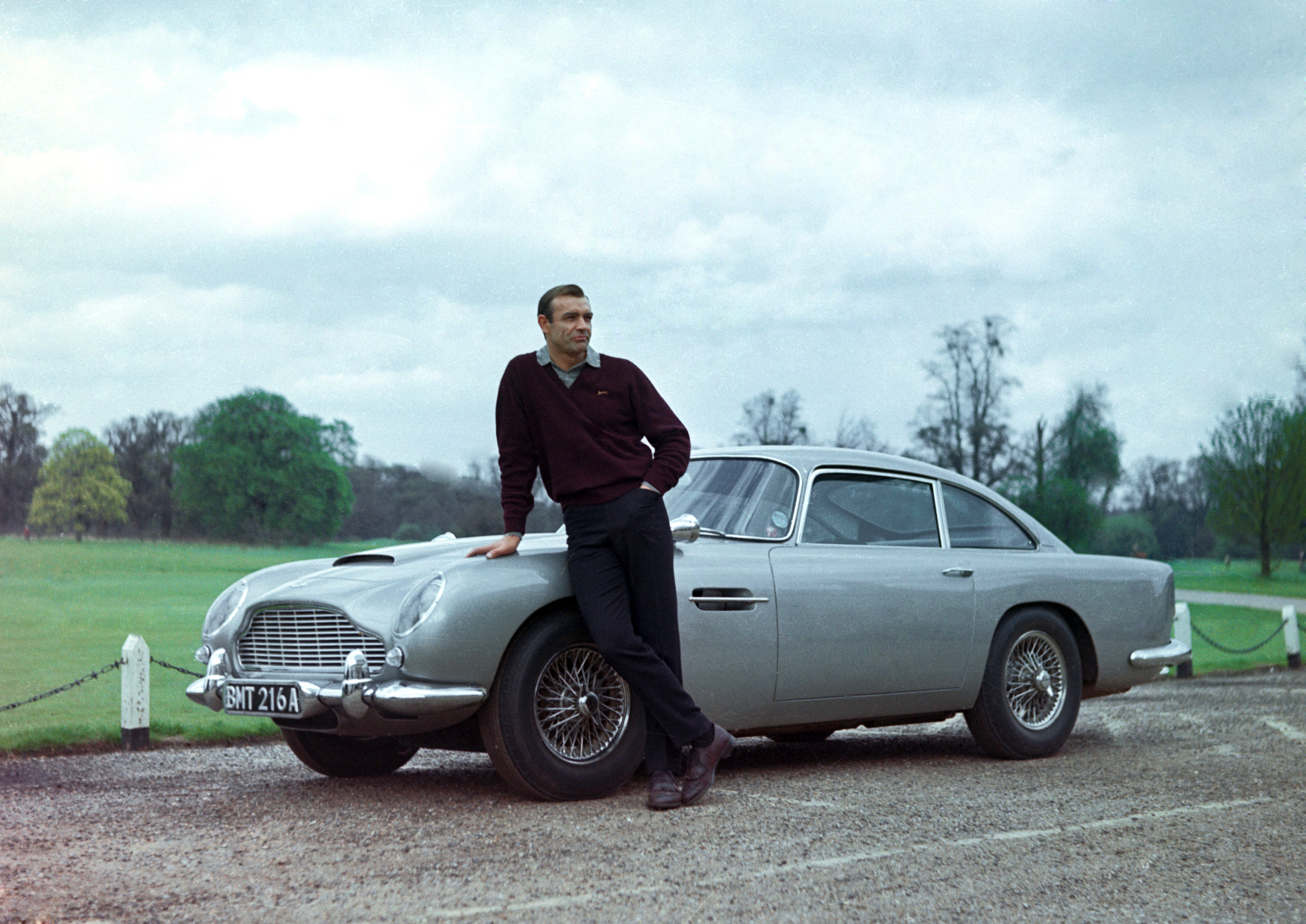 cars that james bond destroyed