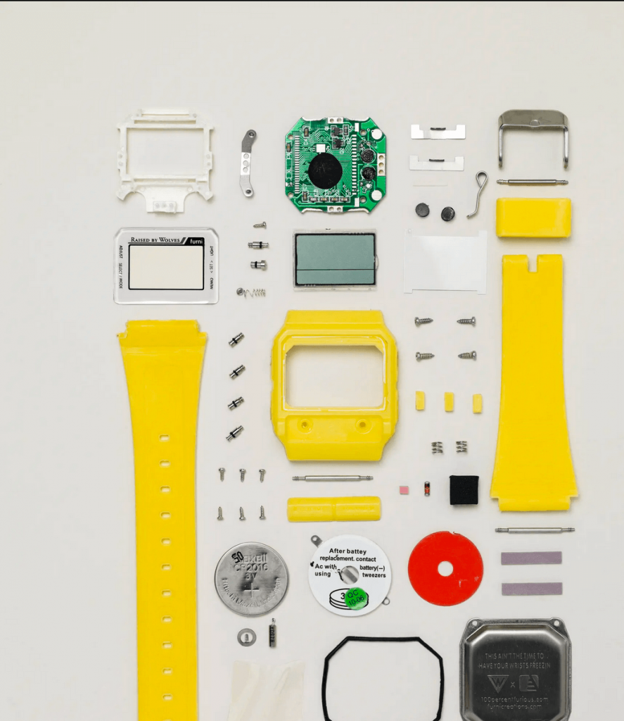 Todd McLellan photographs tech to pieces and we love it