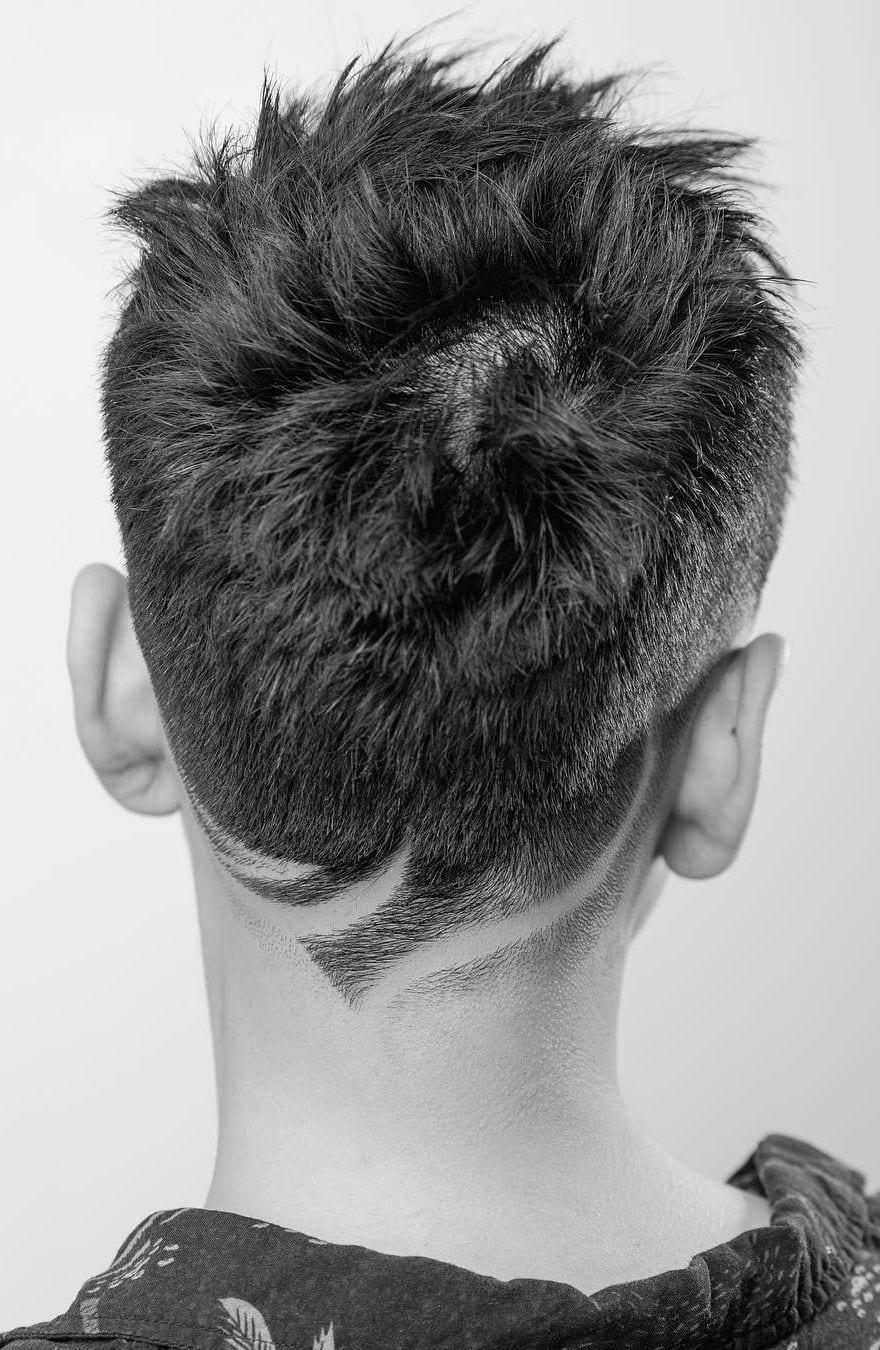 cool-neckline-hair-designs