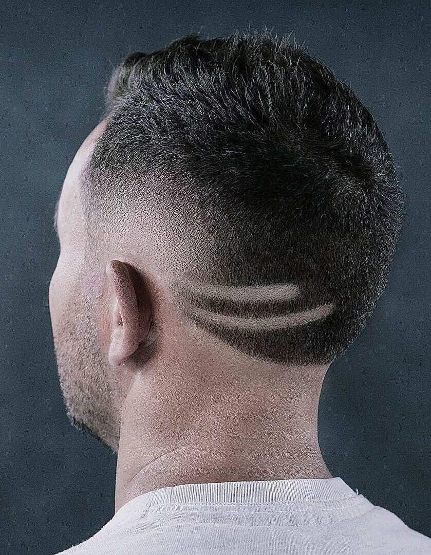 25 Cool Gel Nails Design Ideas: 25 Cool Neckline Hair Designs