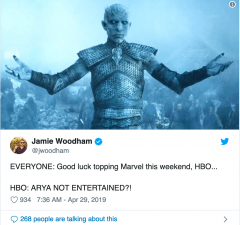 Game of Thrones battle of winterfell memes