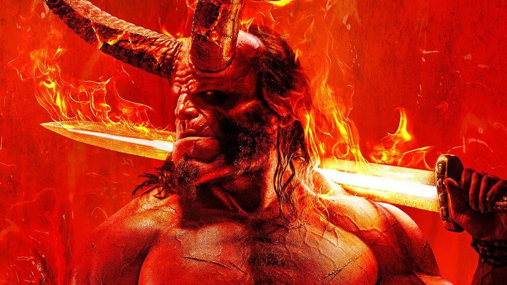 Hellboy (2019) review. Not very awesome, unfortunately