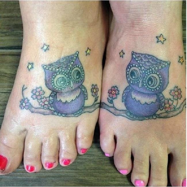 funny-matching-tattoos