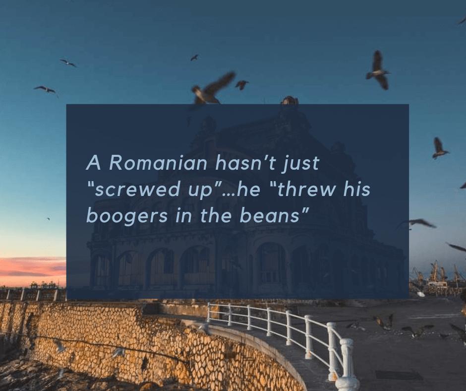 funny romanian sayings