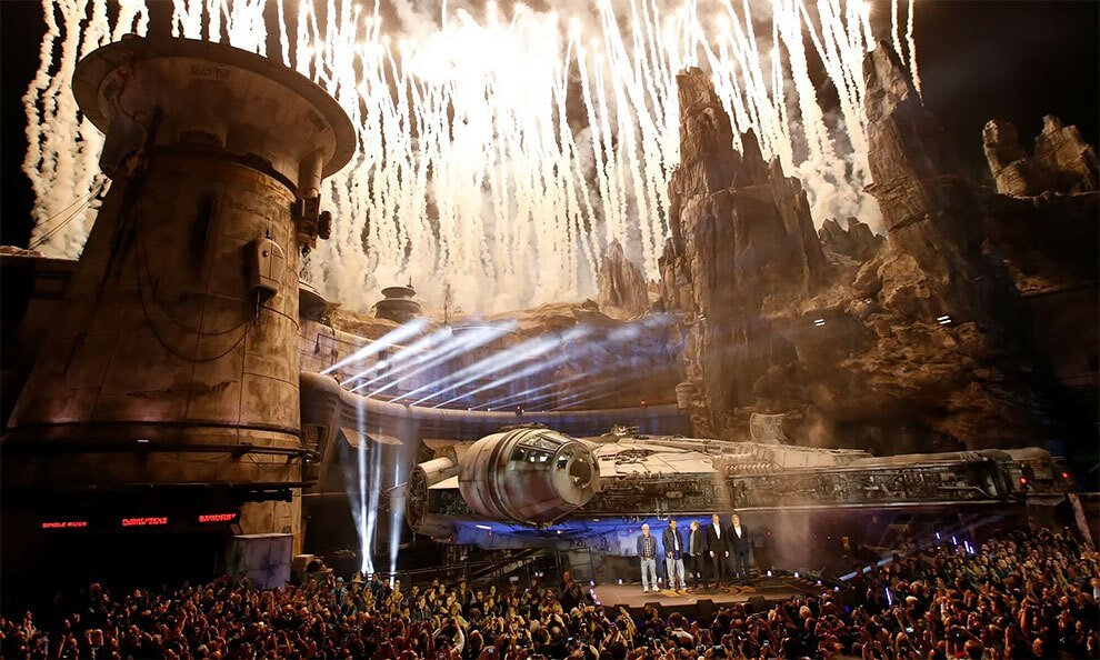 Disneyland's Star Wars Galaxy's Edge