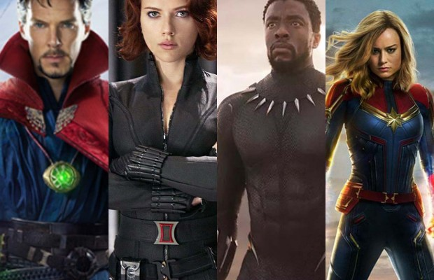 Every Marvel Phase 4 and Phase 5 movie confirmed