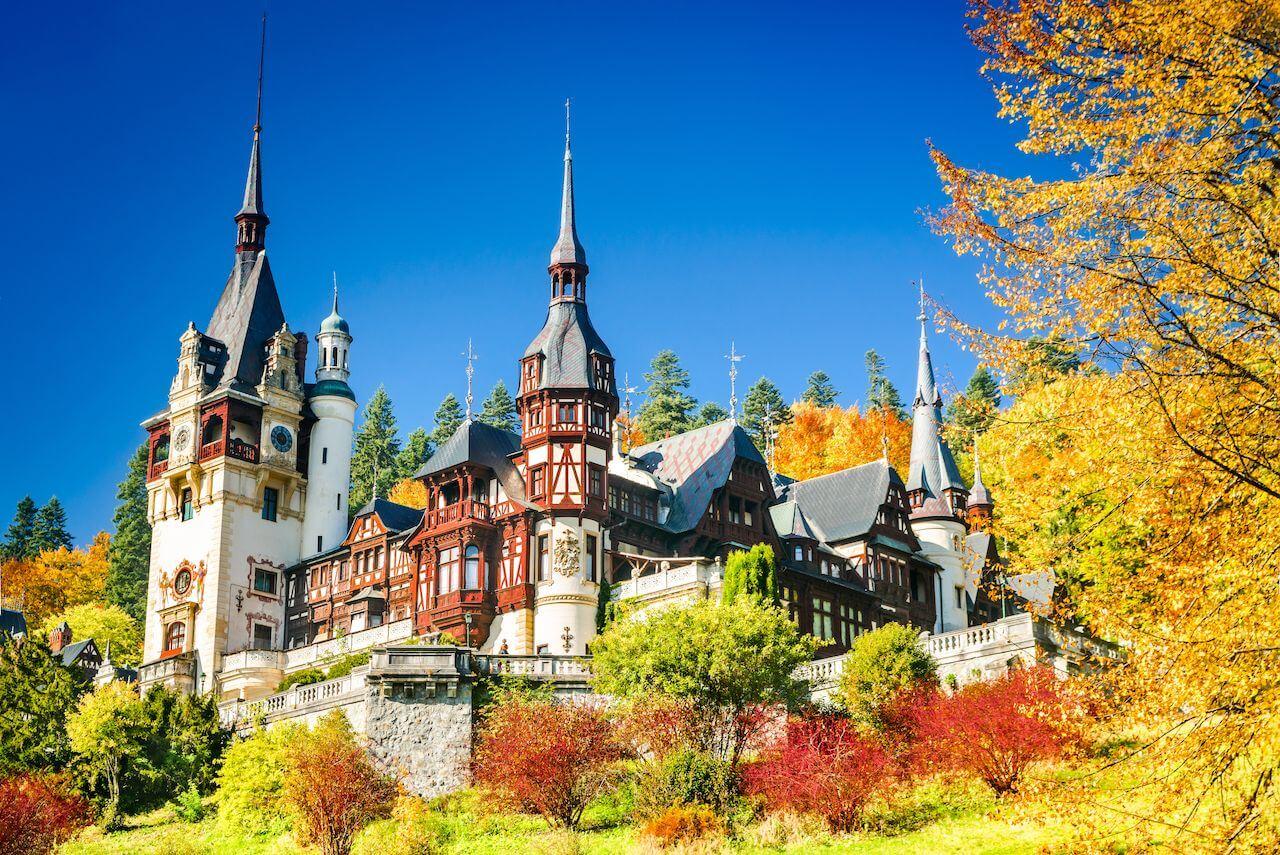 bewildering_castles_Romania_Peles Castle