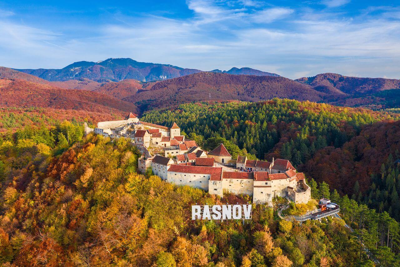 bewildering_castles_Romania_Rasnov Citadel