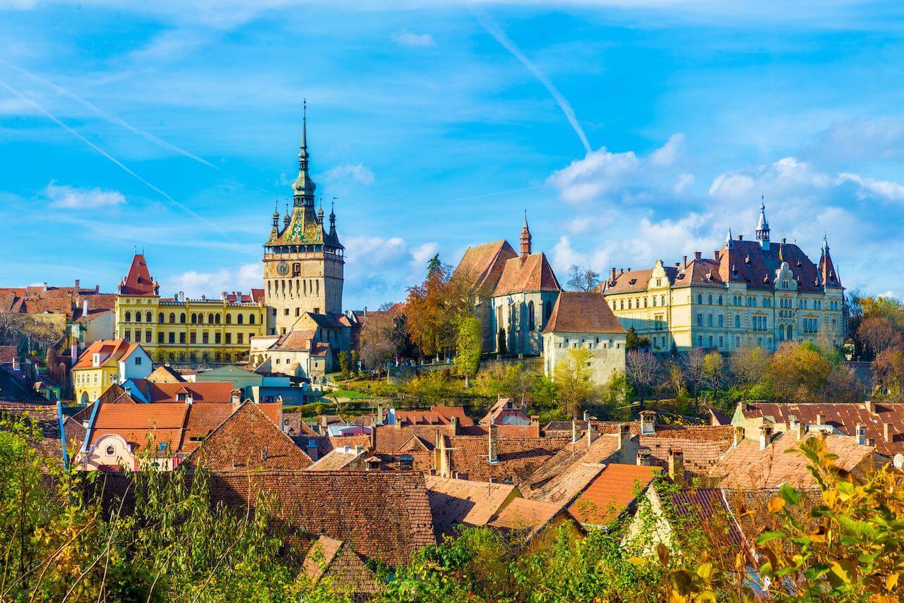 bewildering_castles_Romania_Sighisoara Citadel