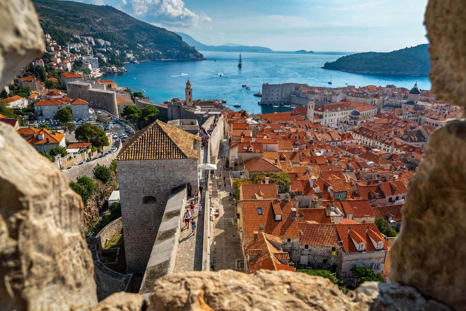 10 places to travel to in 2020 Dubrovnik
