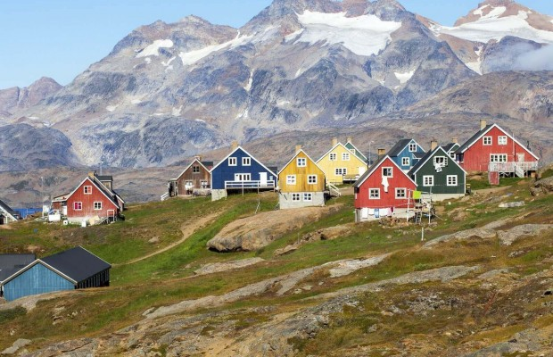 10 places to travel to in 2020 Greenland