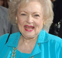 Betty White facts
