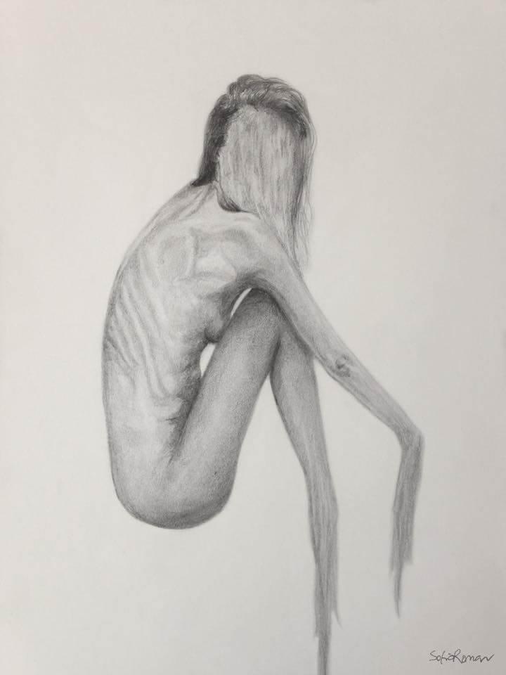 Bipolar artist fights to end stigma mental health art