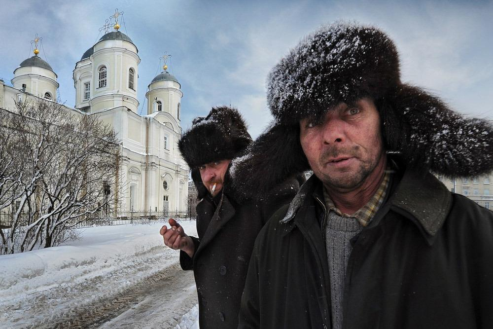Street Photography from the heart of Russia from Alexander Petrosyan 27