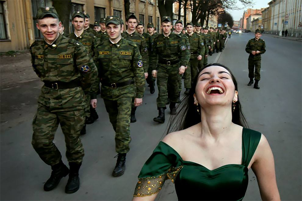 Street Photography from the heart of Russia from Alexander Petrosyan
