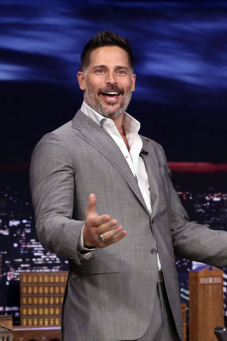 celebrities don't drink alcohol_Joe Manganiello