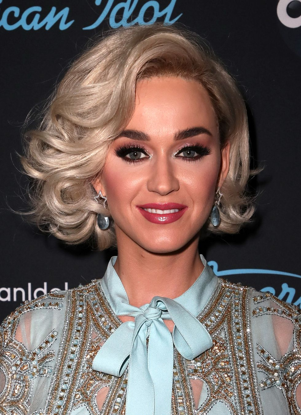 celebrities don't drink alcohol_Katy Perry